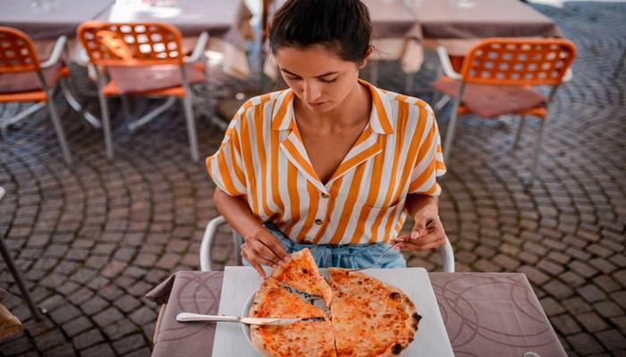 Niyə italyan qadınları pizza yeyir və kökəlmirlər ?