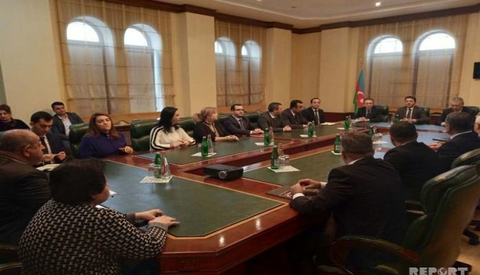 Председатель азербайджанской общины Нагорно-Карабахского региона дал отчет