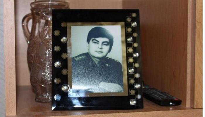 Şəhid İntiqam Abdullayevin xatirəsi əbədiləşdirildi