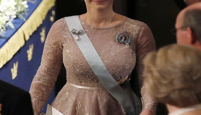 Шведская принцесса начала работать в больнице