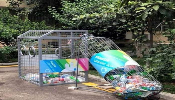 В 37 городах и районах республики размещены 152 контейнера для сбора пластиковых отходов