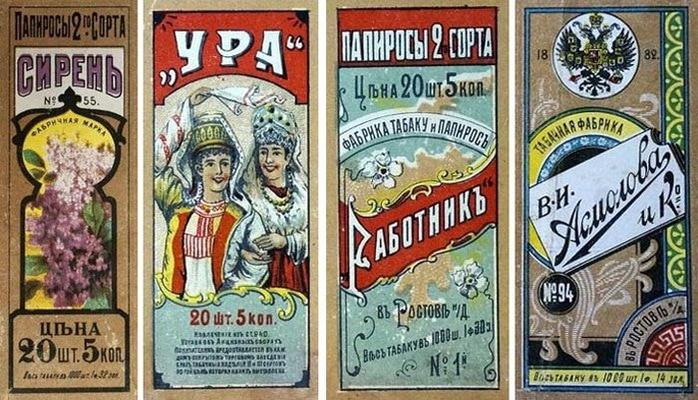 Табачная промышленность в Азербайджане в конце XIX – начале XX вв.