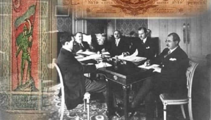Azərbaycan Xalq Cümhuriyyətinin 1919-cu ildə illik gəliri və büdcə xərcləri haqqında