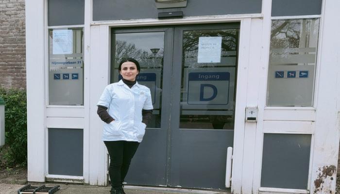 Niderlandda yaşayan azərbaycanlı tibb işçisi: 'Çox qorxunc fəlakətlə üz-üzəyik' - MÜSAHİBƏ