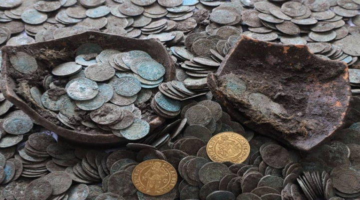 Из музея в Словакии пропали исторические монеты