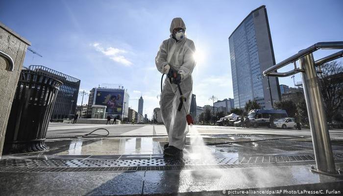 Турецкий политик обозначил сроки пика и спада пандемии COVID-19