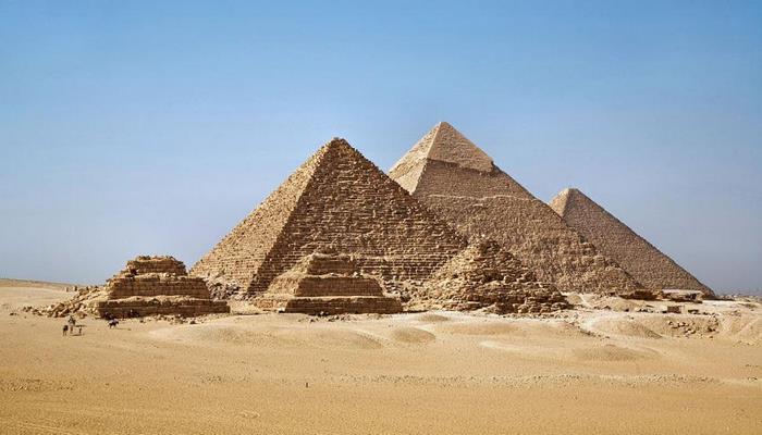 Ученые пытаются раскрыть тайну создания комплекса пирамид Гизы