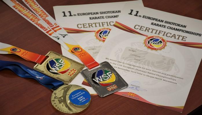 FHN-in idmançıları beynəlxalq yarışlarda mükafat qazanıblar