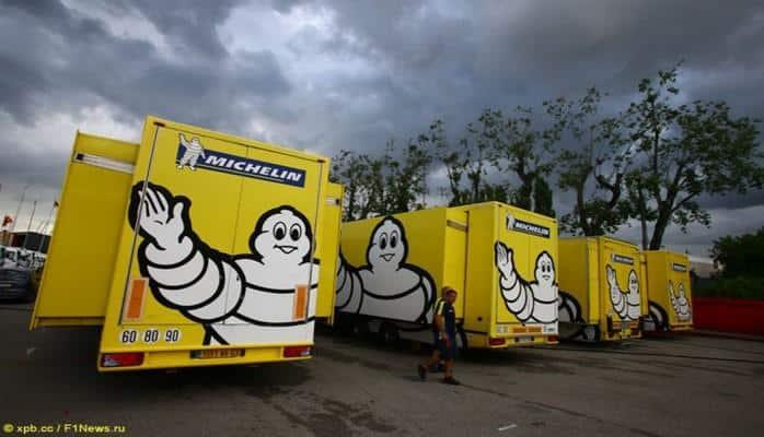 В «Michelin» объяснили причины отказа от Формулы 1