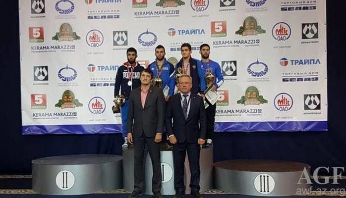 Murad Məmmədov Minskdə çempion oldu