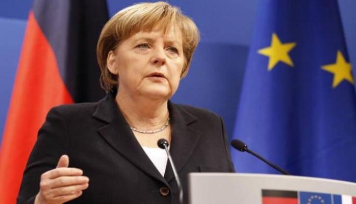 Merkel: G7 sammitinin keçiriləcəyi yeri seçmək Trampın hüququdur