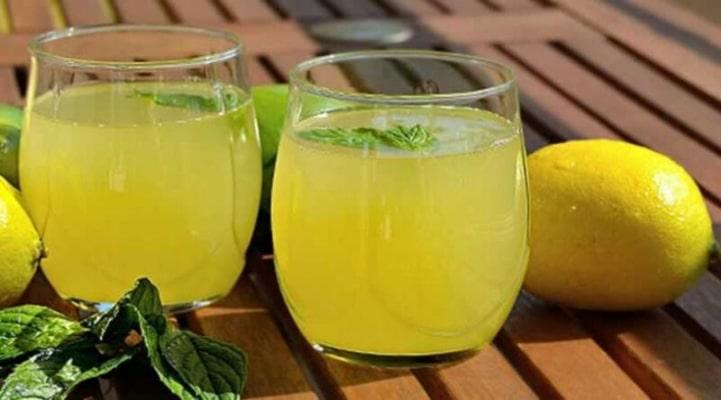 Hər gün bir stəkan limonlu su için - İnanılmazdır