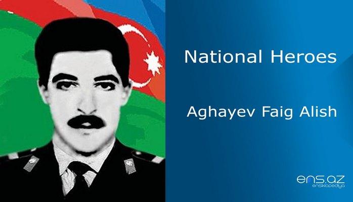 Aghayev Faig Alish