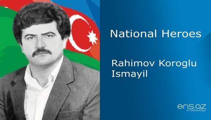 Rahimov Koroglu Ismayil