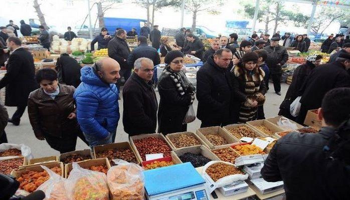 Объявлены дата и место проведения праздничных ярмарок в Баку