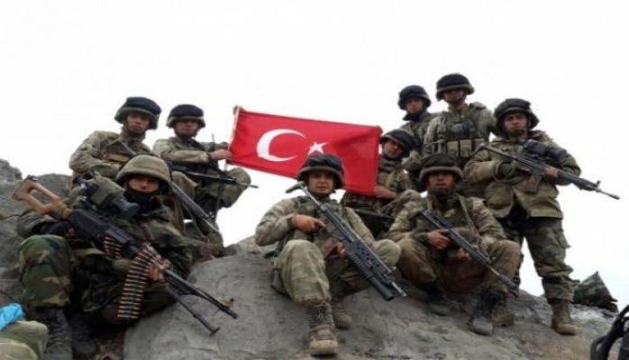 ВС Турции установили полный контроль над одним из крупных районов  на севере Сирии