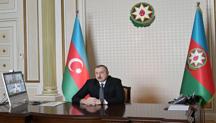 Президент Ильхам Алиев: Считаю, что продление карантинного режима является единственно верным решением