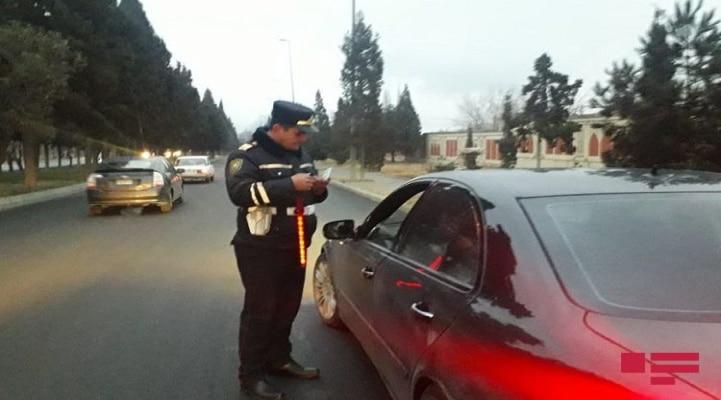 Дорожная полиция провела масштабный рейд в Гяндже