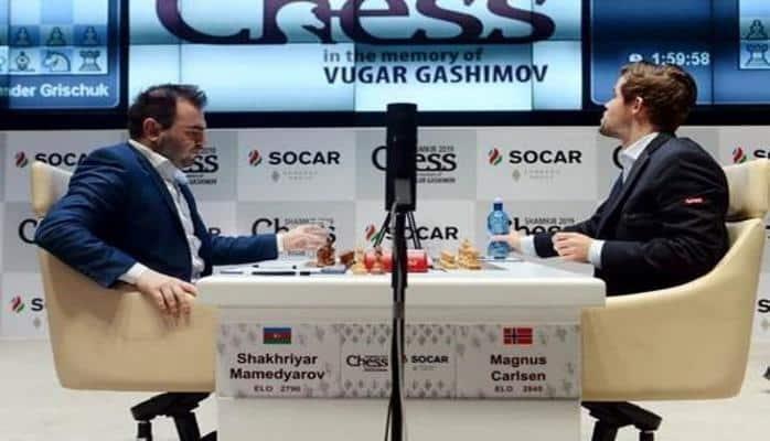 Shamkir Chess 2019: состоялись партии пятого тура