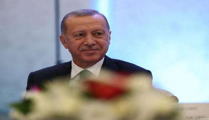 Эрдоган отбыл в США на встречу с Трампом