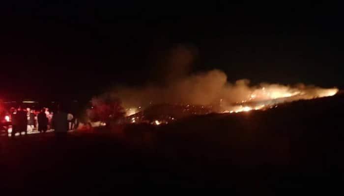 KKTC'de patlama: Füze olabilir