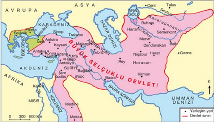 Büyük Selçuklu İmparatorluğu