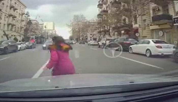 Бакинская школьница чудом спаслась от смерти