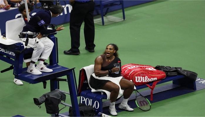 СМИ: судьи могут бойкотировать матчи Серены Уильямс за оскорбление арбитра на US Open