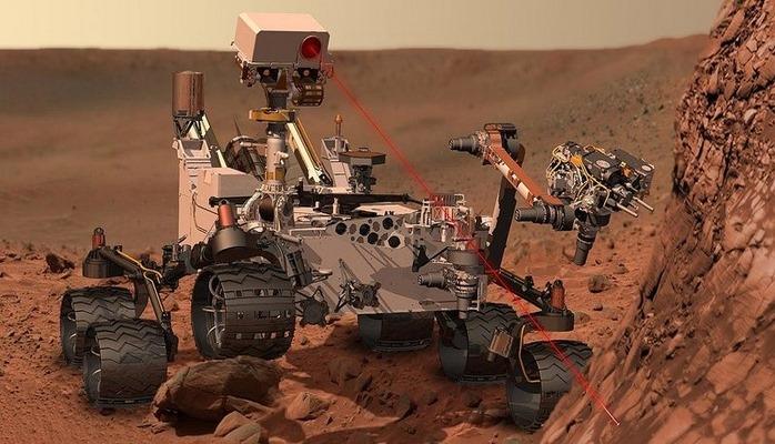 Из атмосферы Марса загадочно исчез весь метан: ученые недоумевают