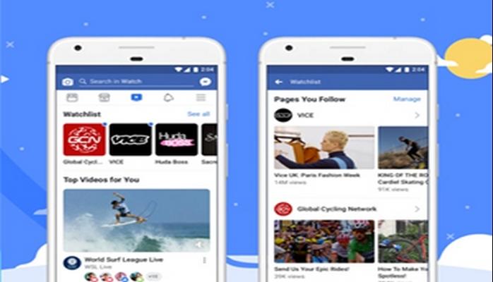 """""""Facebook""""un video platforması artıq bütün istifadəçilər üçün əlçatandır"""