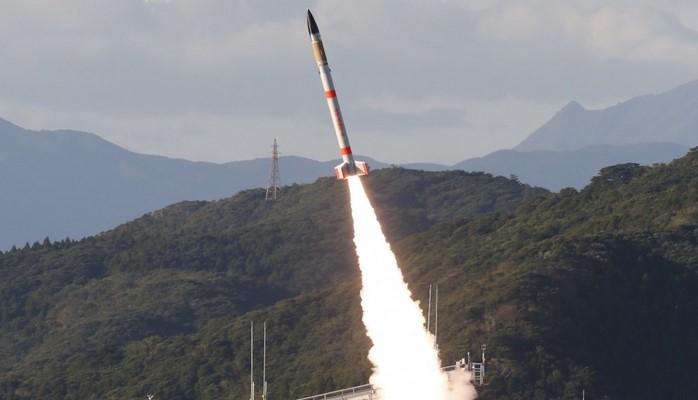 """Yaponiya istehsalı olan dünyanın ən balaca raketi """"Ginnesin rekordlar kitabına"""" daxil edilib"""