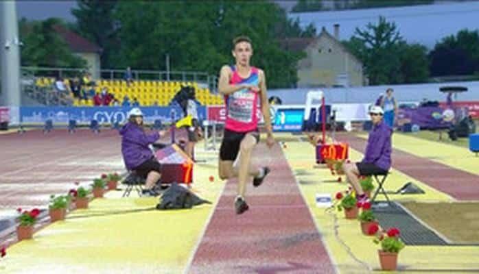 Azərbaycan atleti olimpiadaya lisenziya qazanıb