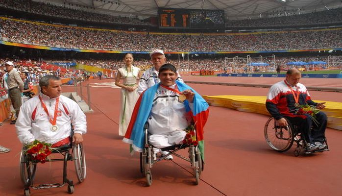 Паралимпийский чемпион завоевал лицензию на Игры в Токио