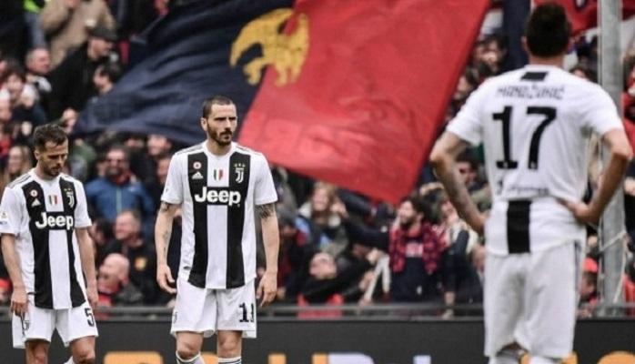 """Ronaldo oynamadı, """"Yuventus"""" ilk dəfə məğlub oldu"""