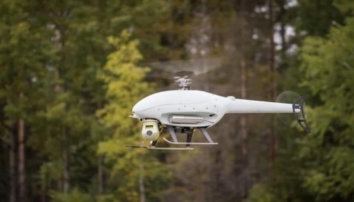 4.5 kilometr hündürlükdə və 100 kilometr radiusda kəşfiyyat aparan dron