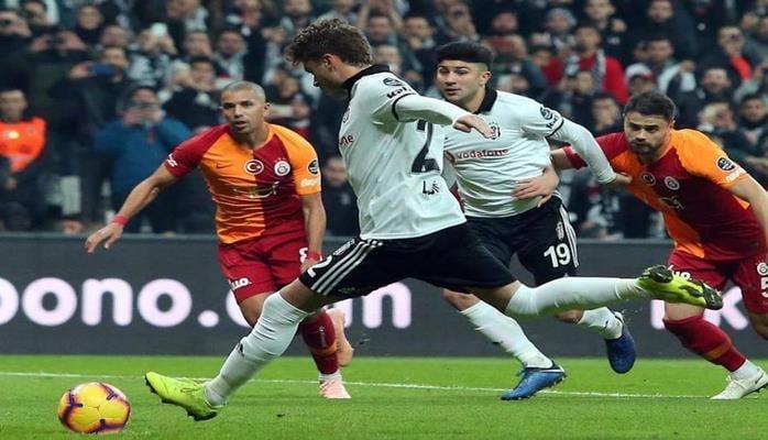 """""""Beşiktaş"""" """"Qalatasaray""""ı məğlub edib"""