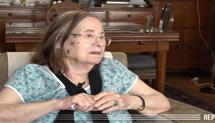 Умерла дочь Али бека Гусейнзаде