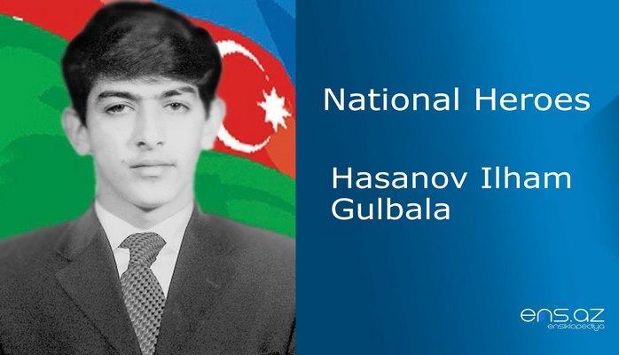 Hasanov Ilham Gulbala
