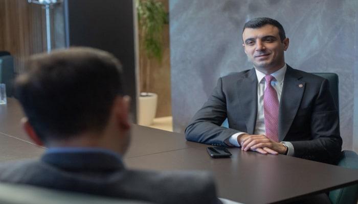 """PAŞA Bank-ın sədri MDB, Mərkəzi və Şərqi Avropa ölkələri üzrə """"Ən Yaxşı CEO"""" adına layiq görüldü"""