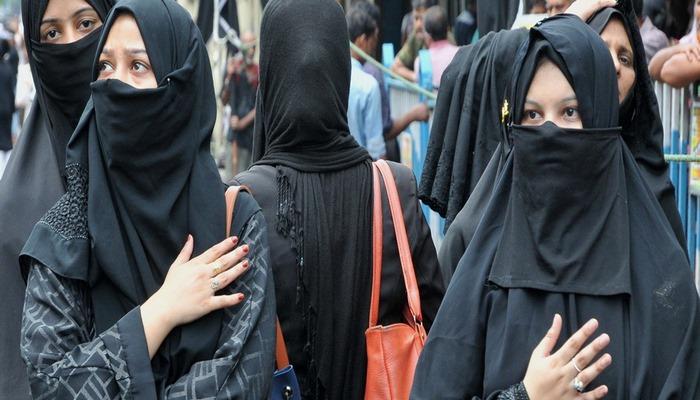 Hindistanda çadra və niqab qadağan edilə bilər