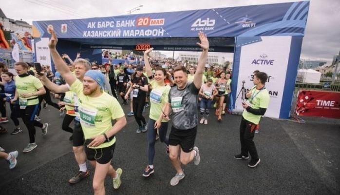 Стала известна дата проведения Казанского марафона-2019