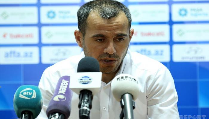 """Ayxan Abbasov: """"İki xal itirdiyimizi deməyək"""""""