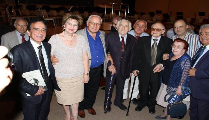 Народный артист СССР Мурад Кажлаев свою любовь к Азербайджану воплотил в музыке