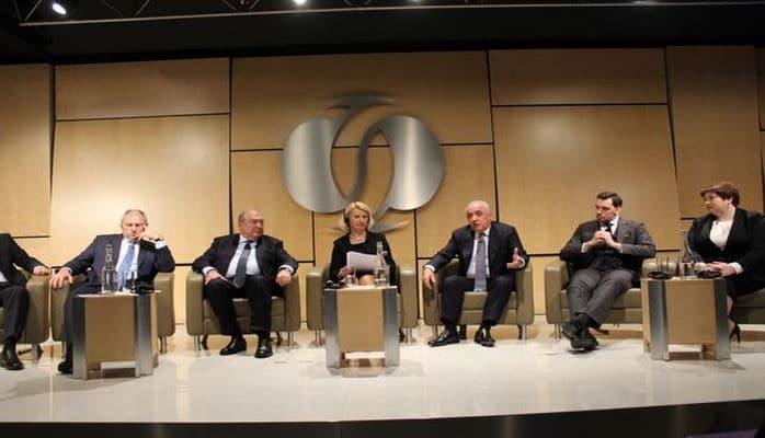 Али Асадов на Инвестиционном саммите Восточного партнерства EDRD