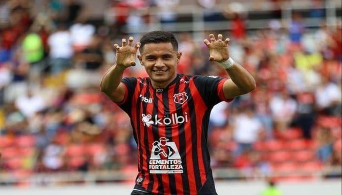 Футболист сборной Гондураса будет играть в Азербайджане