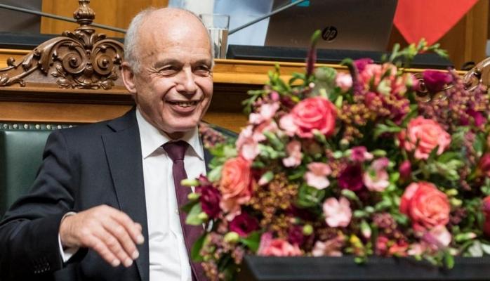 İsveçrə parlamenti ölkənin yeni prezidentini seçib