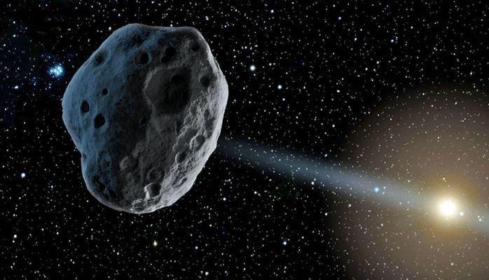 Yeri hansı ölçüdə asteroid dağıda bilər