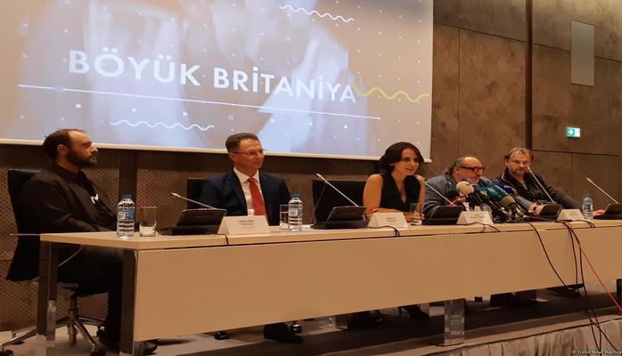 В Баку стартовал Международный фестиваль M.A.P.