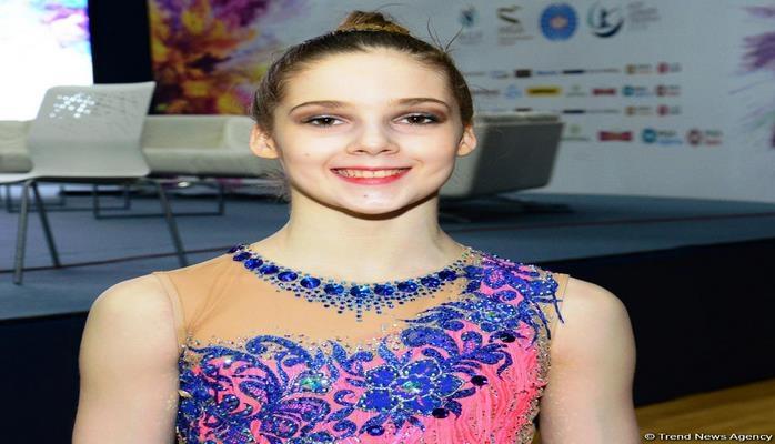 Азербайджанская гимнастка стала чемпионкой III юношеских Олимпийских игр