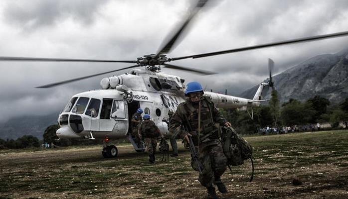 """""""Mavi kaskalılar"""" Qarabağa yeridilir - Rus general Moskvanın şok planını açdı"""